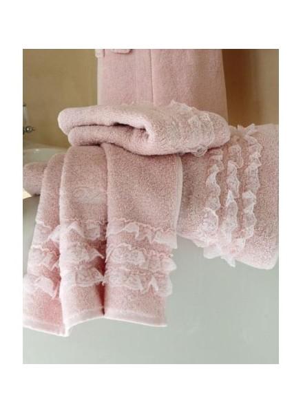 3bf981ad72 BLUMARINE coppia asciugamani in spugna di cotone art. MERYL