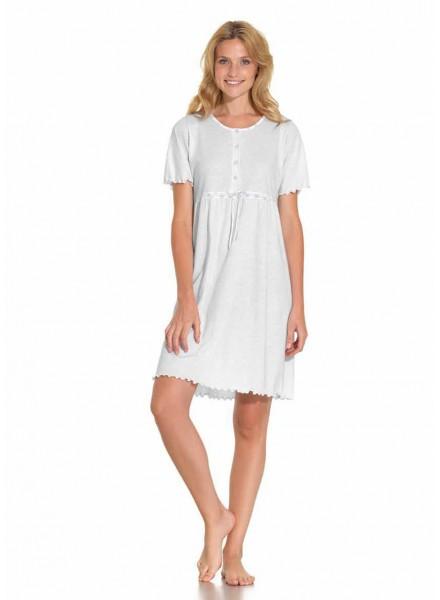 online store 0b894 2ca23 Camicia da notte donna estiva mezza manica