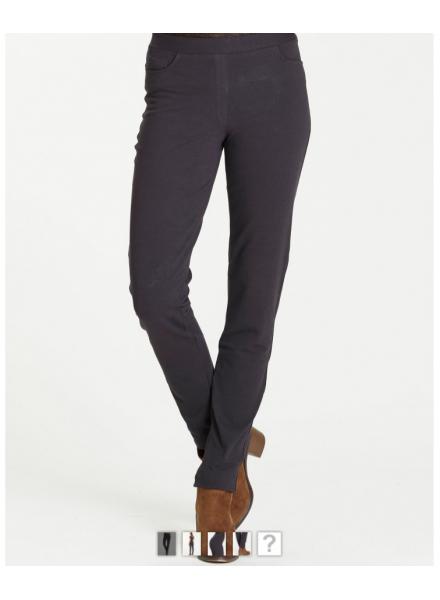 9bb45ea784 RAGNO pantalone slim fit in jersey di cotone elasticizzato art 70362Z