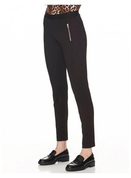 design senza tempo a90e7 92012 RAGNO pantalone donna