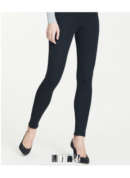RAGNO leggins donna in cotone elasticizzato felpato art 70080T