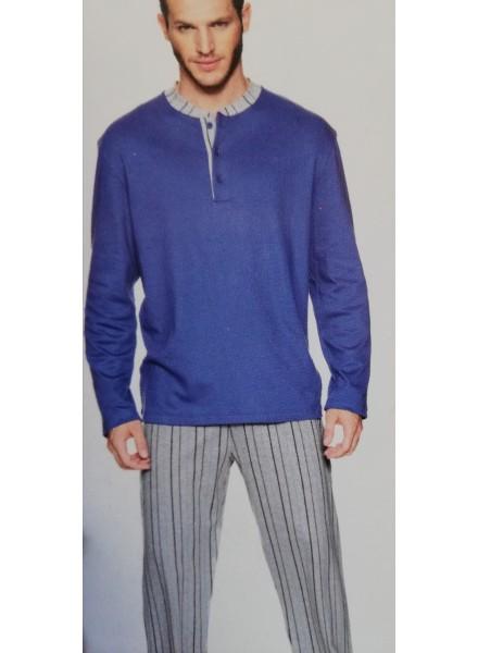 nuovo prodotto dc129 8bfb1 Ragno-pigiama-uomo-invernale-caldo-cotone-articolo-n20091